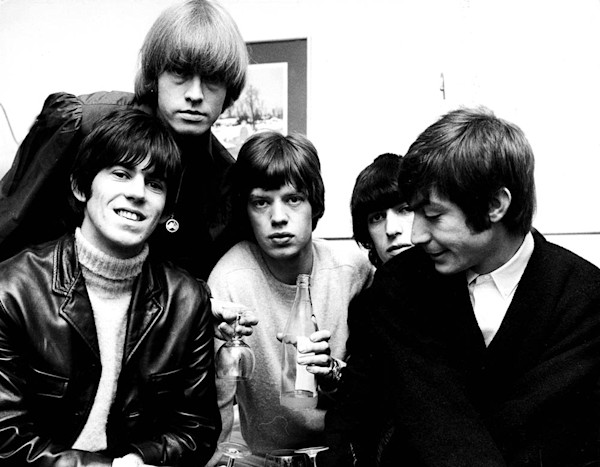 The Rolling Stones in Manchester, 1965