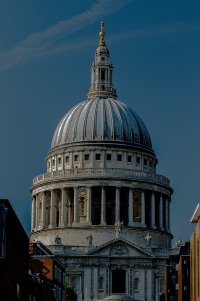 Fine Art Photograph of St. Paul's Cathedral by Michael Pucciarelli