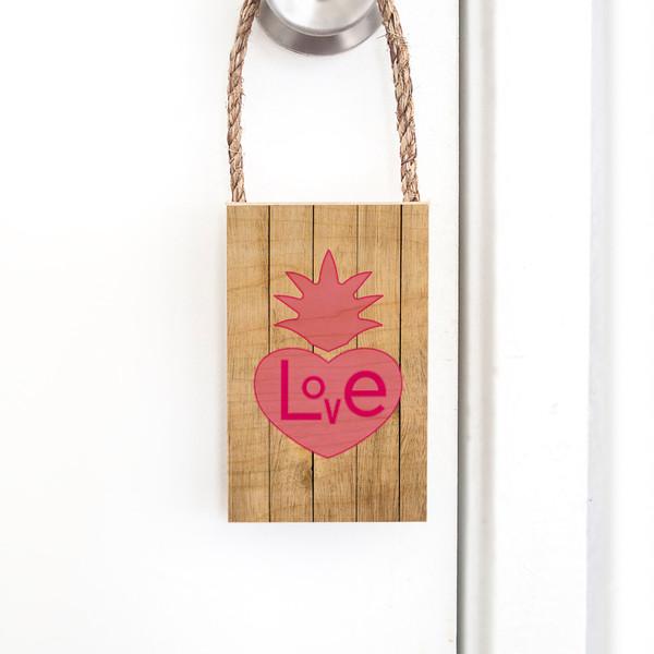 Door Hangers | Pineapple Love