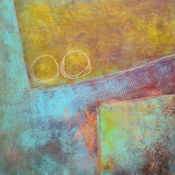 Twin Cities - What is an Abstract Painting - Art Work for Sale
