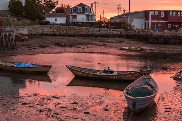 Fine Art Photograph - Evening Haul