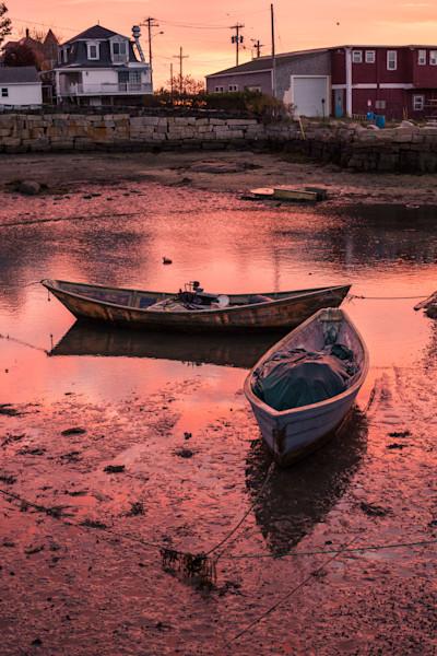 Fine Art Photograph - Sunset Reflections