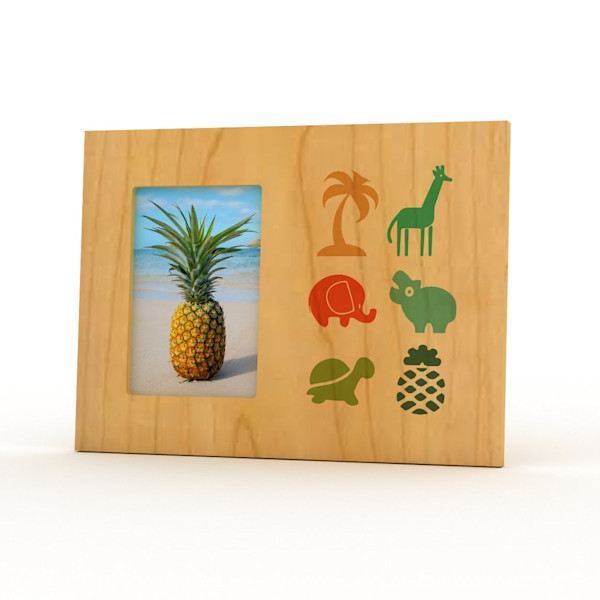Decorative Picture Frames | Baby Animals