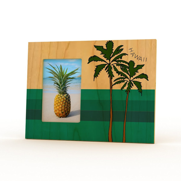 Decorative Picture Frames | Hawaii Palms