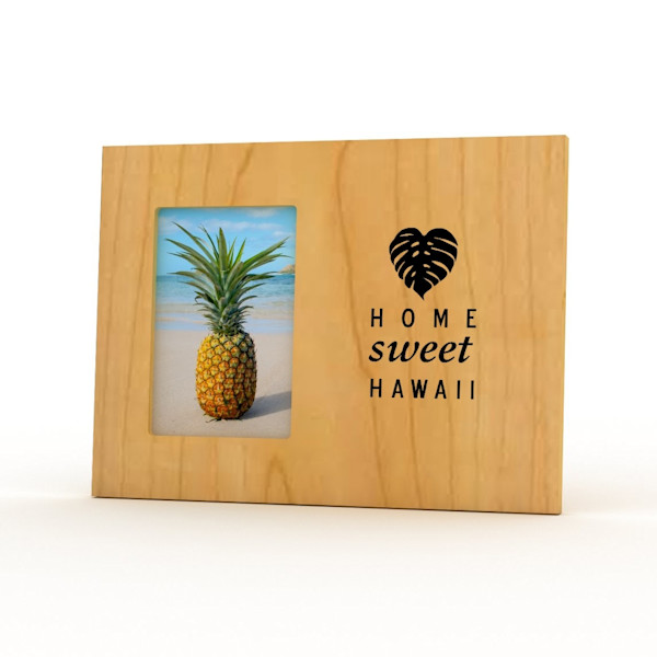 Decorative Picture Frames | Home Sweet Hawaii