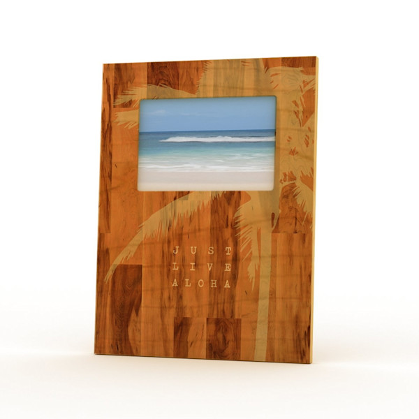 Decorative Picture Frames | Just Live Aloha