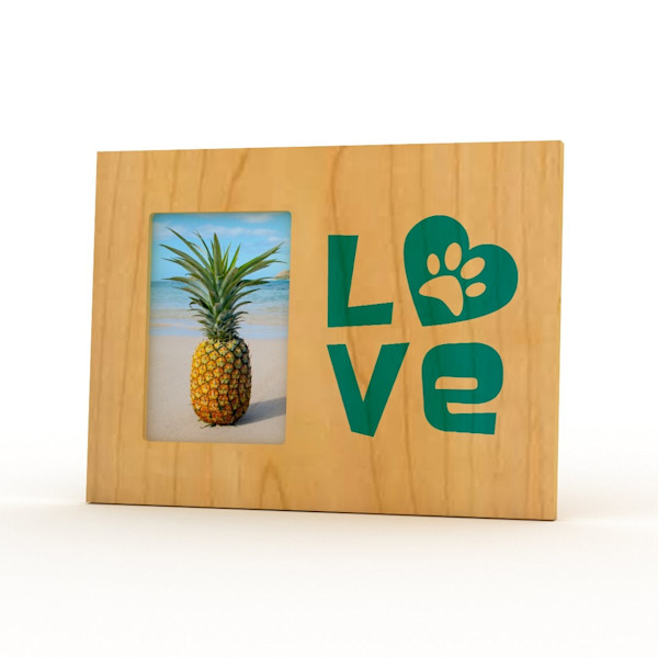Decorative Picture Frames | Love Paw
