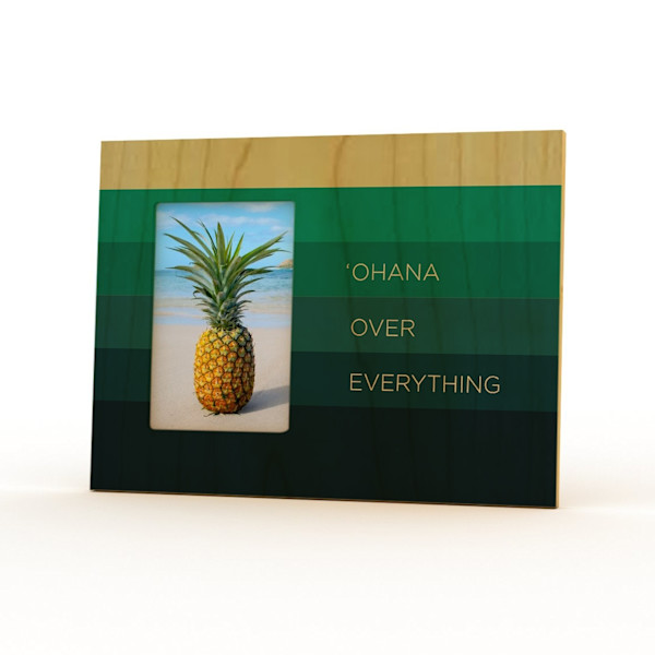 Decorative Picture Frames | Ohana Over Everything