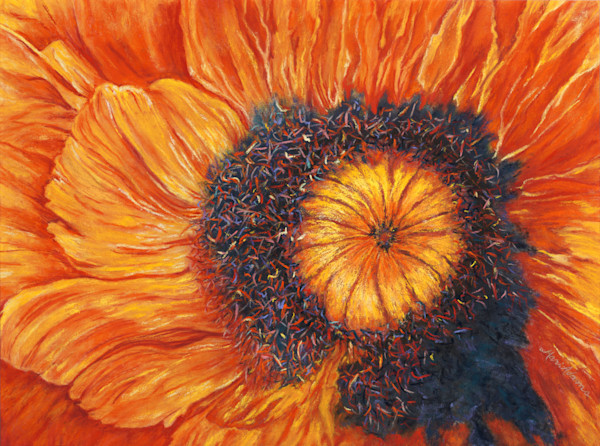 EXUBERANCE by Mari Adams | SavvyArt Market art prints