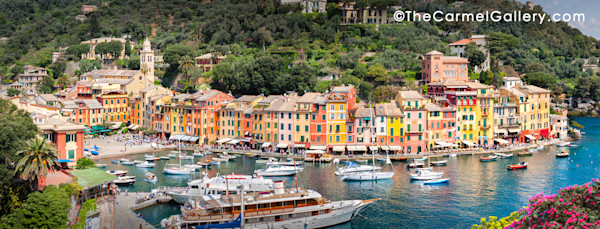 Portofino Afternoon