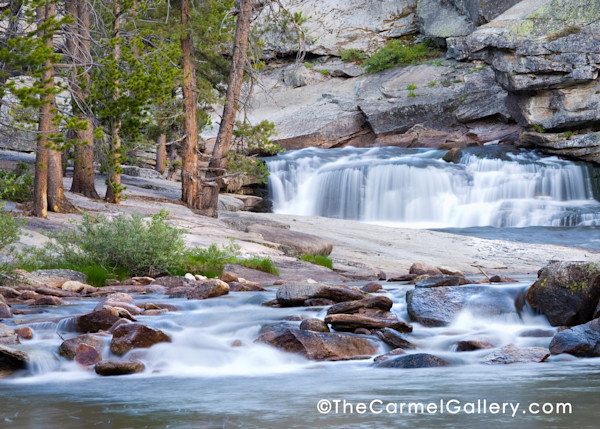 Merced River Cascades