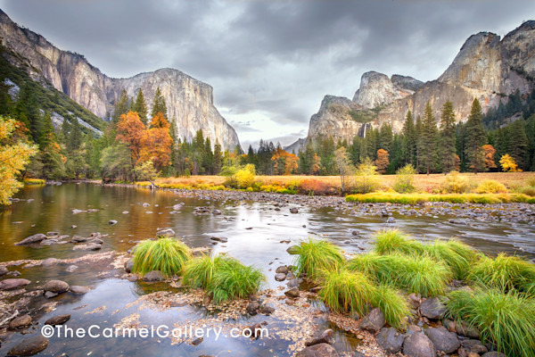 Valley View in Autumn