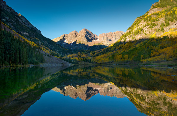 Colorado Aspen Maroon Bells Pictures for Sale