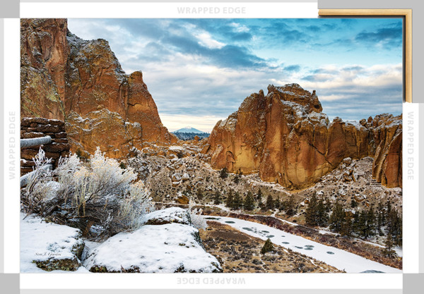 Black Butte View (151344LND8) Photograph for Sale as Fine Art