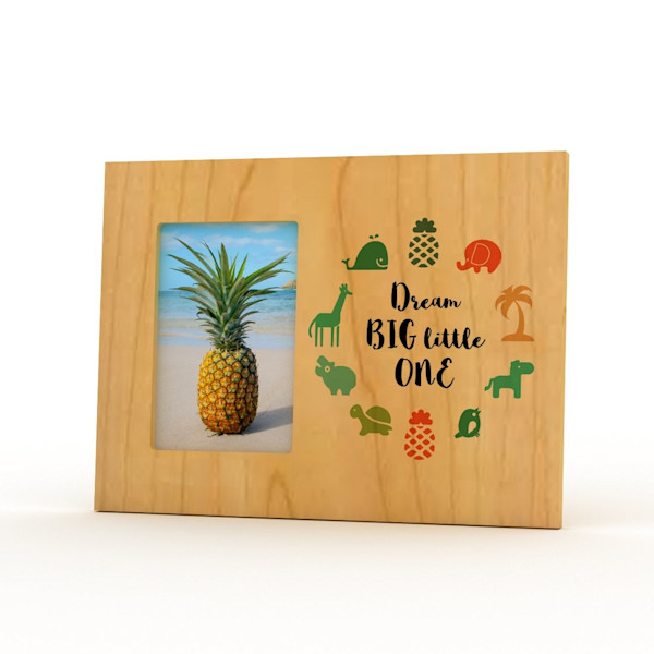 Decorative Picture Frame | Dream Big Little One