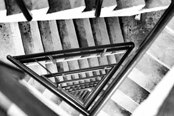 Up and Down - an abstract photograph | Susan J Photography