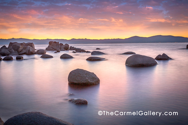 """Tahoe Tranquility"" 