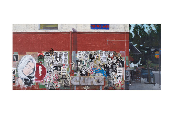 The American | Graffiti Inspired Collaboration with Karlos Marquez