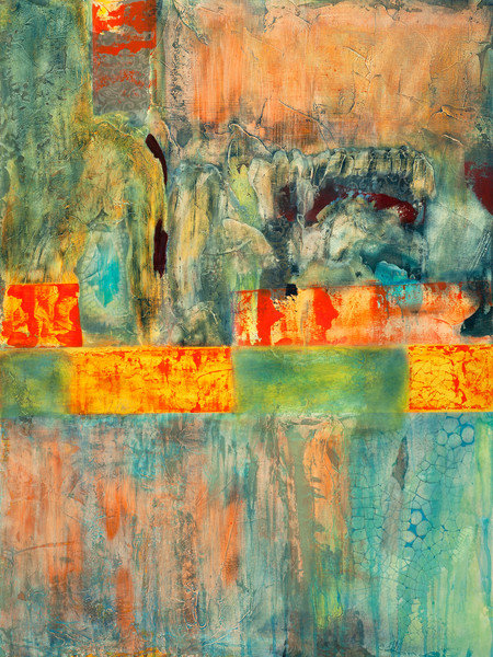 Abstract paintings and Fine Art Prints by Jana Kappeler