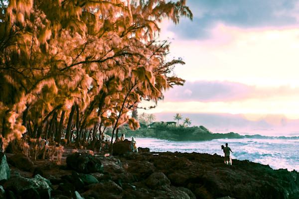 Sunset, Hawaii, North Shore