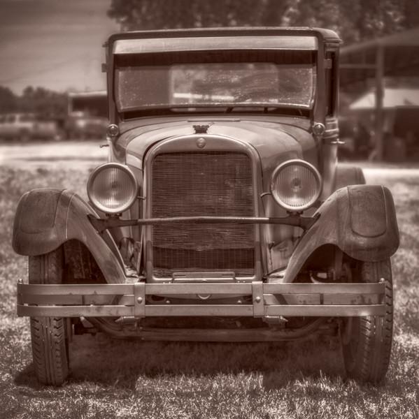 Classic 1900s Ford Antique Model T|Wall Decor fleblanc