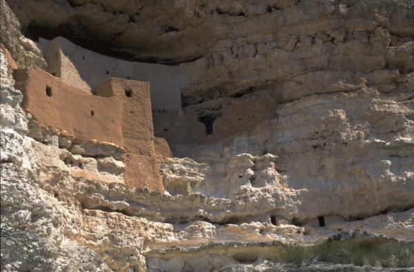 Montezuma's Castle Ruin