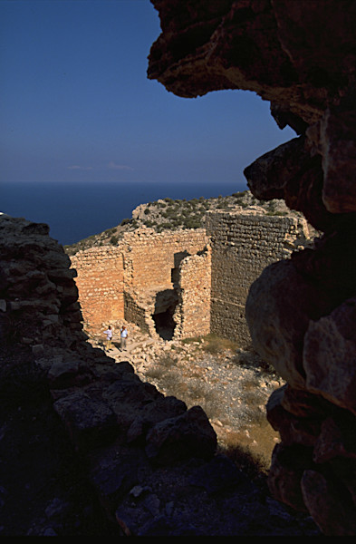 Ruins on Rhodes