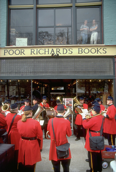 Poor Richard's Books