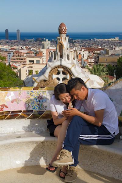 Park Guell - Barcelona