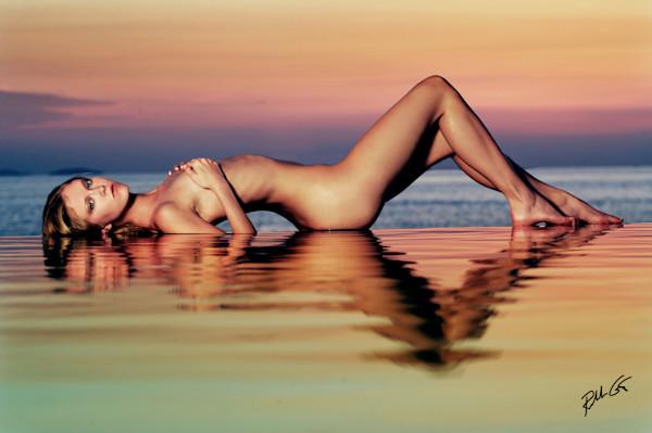Infinity Pool Nude