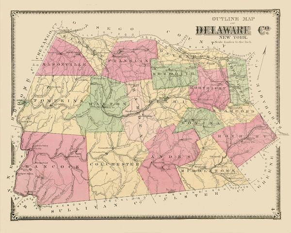 Delaware County, NY