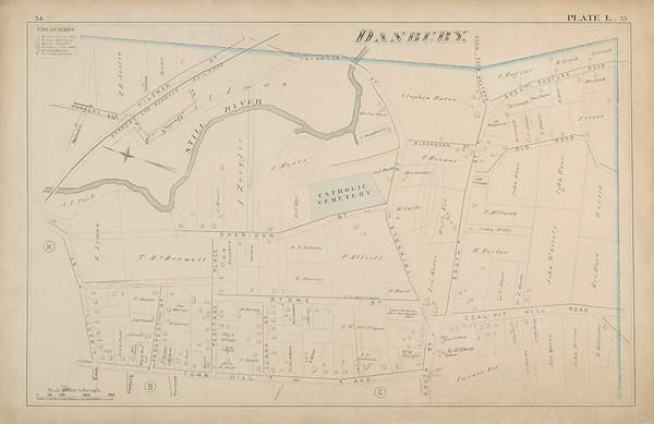 Danbury Plate L