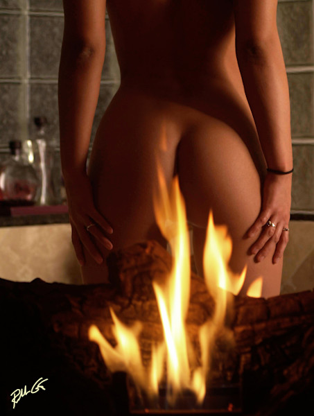 Fire Nude