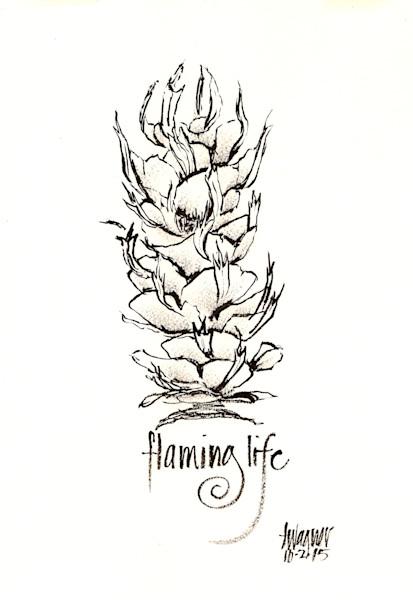 Flaming Life