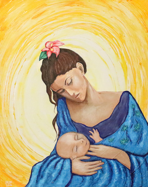 """Mary's Joy"" by Bronson Burdick 