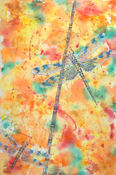 Gossamer Wings by Mari Adams | SavvyArt Market art prints