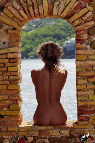 Outdoor Window Nude
