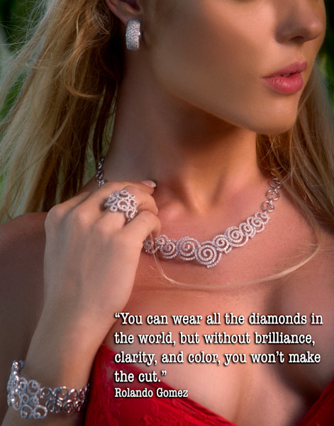 You Can Wear Diamonds