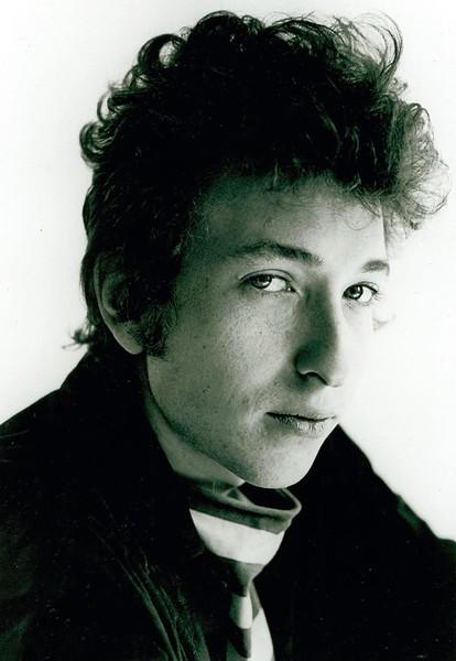 Bob Dylan Close up
