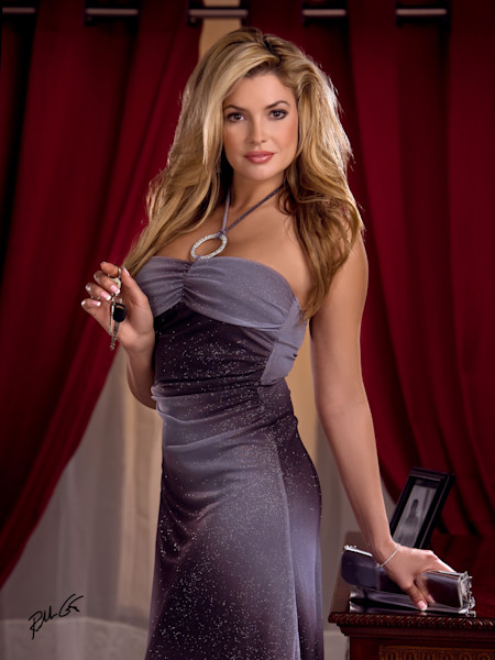 Playboy Playmate Monica Leigh