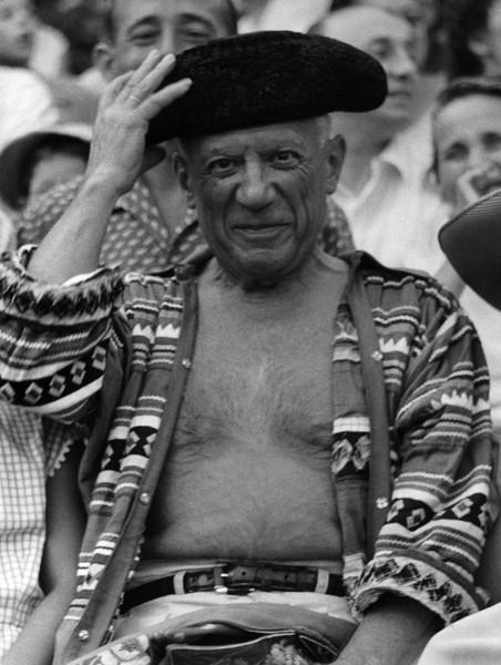 Pablo Picasso, Black and White