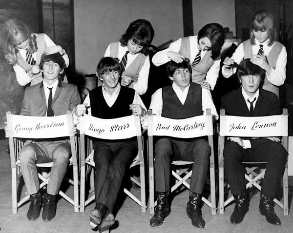 The Beatles Hard Days Night 1964