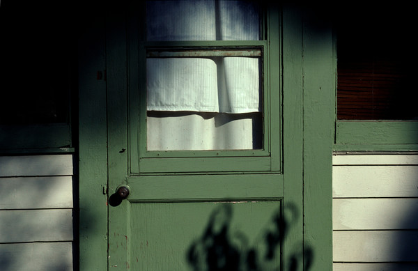 Green Door 1979 by Russel Sasaki, Limited Edition Print