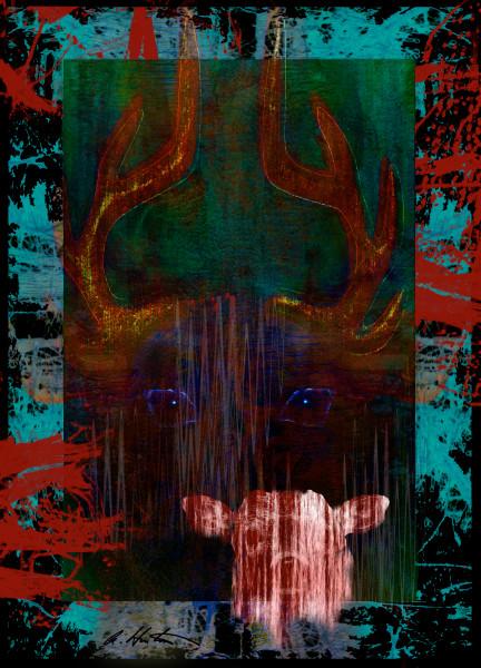 Deer Messenger 2-Totem