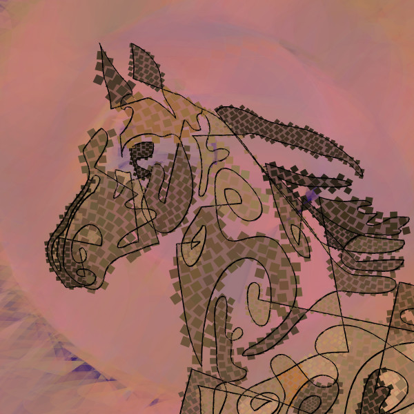 Horse, Posters and Prints at VectorArtLabs.com
