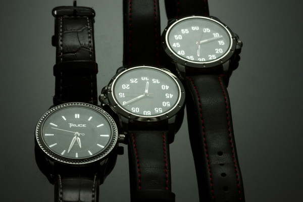 Fine Art Photograph of Three Watches by Michael Pucciarelli