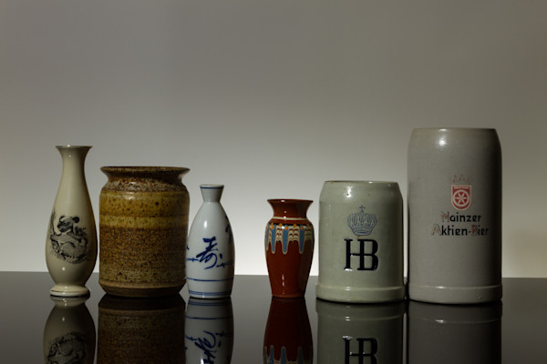Antiques in Grey Fine Art Photographs by Michael Pucciarelli