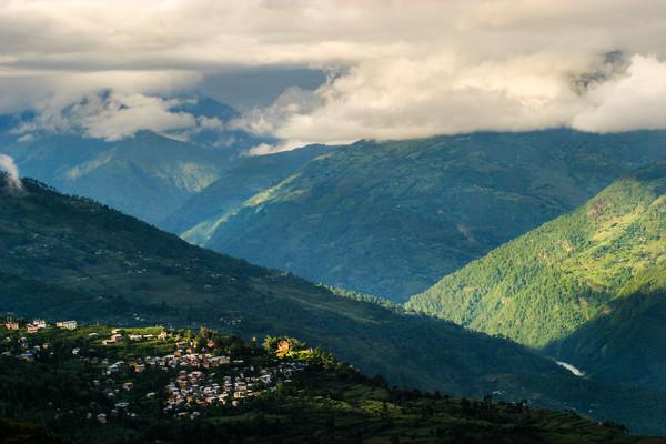 Himalayan Peaks 5