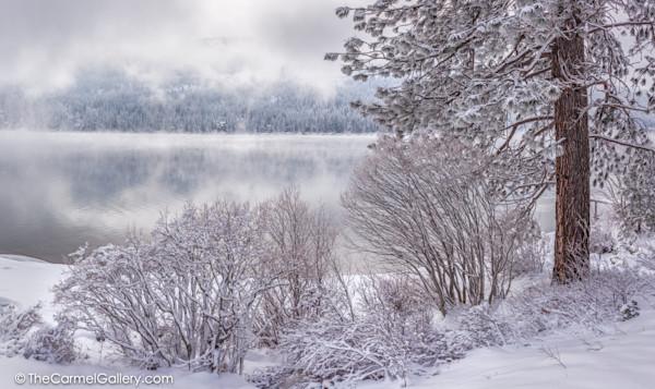 Winter's Breath, Donner Lake