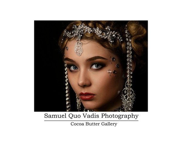 Close Up and Personal: Portrait photography by Samuel Quo Vadis